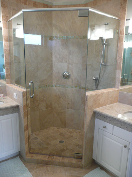 frameless shower enclosures in orlando conway ocoee apopka altamonte springs winter springs oviedo union park winter park